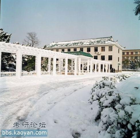 武汉理工大学校园风光